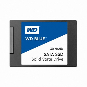 WD Blue 3D SSD	250GB